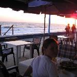 Aussicht vom Restaurant