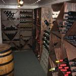 Wine Cellar, former Bank Safe