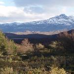 View on walk to glacier