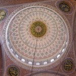 The central dome