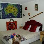The Australian room