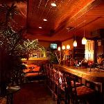 Cuba Lounge - the cozy bar area