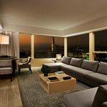 Upper Suite night view