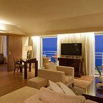 Hotel Bellevue presidential suite