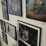 Interesting photographs inside the Gallery.