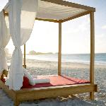 Beach Bed at Grace Bay Club