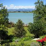 View over the Waimea Estuary