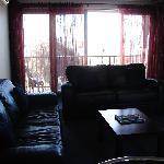 comfortable lounge