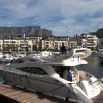 Hoteleigene Yacht