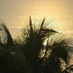 Sunrise from room verandah