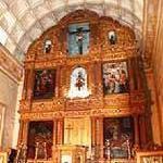 Carambolim Church Altar