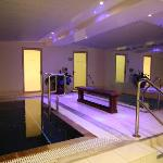Hot and Cold Plunge pools