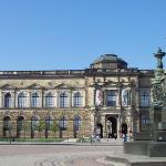Royal Palace (Residenzschloss) ภาพถ่าย