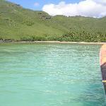 Tahuata, petit îlot Marquisien