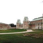 Tsaritsino Park, Main Palace