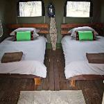 Shindzela Tented Camp TimbavatiReserve Tent Interior