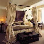 Ralph Lauren Jr Suite of The PANDHotel, a Small Luxury Hotel