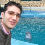 Con los delfines sanos y felices