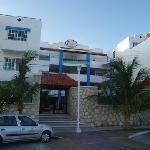 Foto de Progreso Beach Hotel