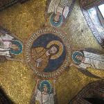 Chapel of St Zeno mosaics