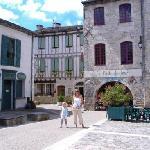 Beautiful Lauzerte SW France