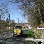 History on wheels, 2CV in Cruzel