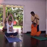 Yoga at LMC