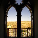Iglesa de la Vera Cruz desde el Alcazar