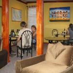 Agradables y comodos espacios comunes