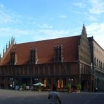 The old town hall in Hannover - 1409-55