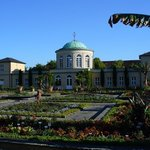 Berggarten: Botanical Treasures - It was originally laid out as a kitchen garden - to provide th