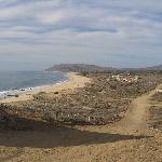 view to pescadero gypsys on beach