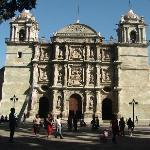 Cathedral, Oaxaca