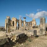 Day trip to Volubilus - ask Steve: he knows all about it ...