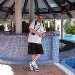 Pool Bar At Sol Pelicanos