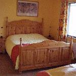 Spacious bedrooms, ground floor