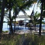 village home near Port Moresby