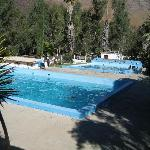 2 hot spring pools