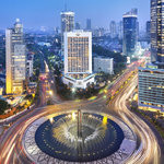 Luxury hotel in the heart of Jakarta's financial & diplomatic district