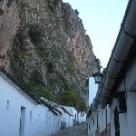 Callejuela, ya cerca de la sierra