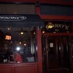 Spanky's restaurant where we had dinner