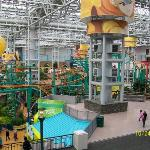 Another part of Nickelodeon Universe