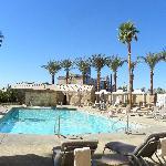 The pool at Staybridge Suites