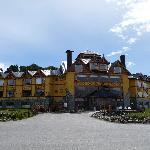 Photo de Hotel Los Yamanas