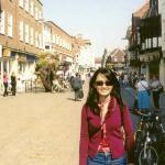 Salisbury 'city of d soaring spire'