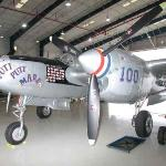 Galveston, TX: Lockheed P-38 Lightning