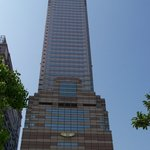 Shin-Kong Life Tower Department Store:  The second largest building in Taipei -- it is literally