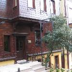 Convenient location in Sultanahmet