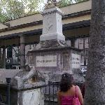 Mexico Panteon San Fernando Ignacio Comonfort