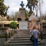Mexico Panteon San Fernando Ignacio Zaragoza
